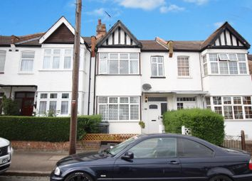 Thumbnail 3 bed terraced house for sale in Capel Road, East Barnet
