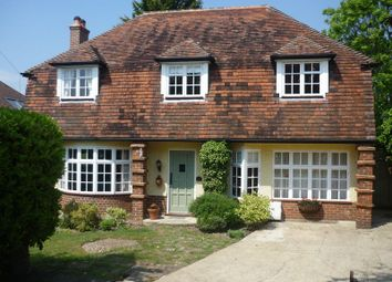 Thumbnail 3 bed detached house for sale in Shawley Way, Epsom