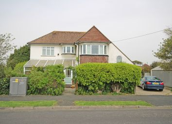 Thumbnail 4 bed detached house for sale in Hengistbury Road, Barton On Sea, New Milton, Hampshire