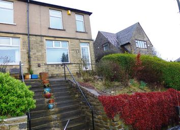 Thumbnail 3 bed semi-detached house to rent in Forest Road, Almondbury, Huddersfield, West Yorkshire