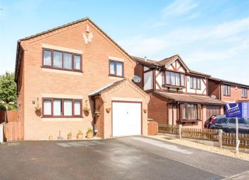 Thumbnail 4 bed detached house for sale in Kempton Road, Mansfield