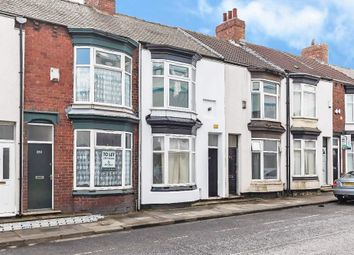 Union Street, Middlesbrough, North Yorkshire TS1. 2 bed terraced house for sale