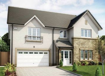 "Thumbnail 5 bed detached house for sale in ""The Lewis"" at Liberton Gardens, Liberton, Edinburgh"