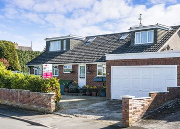 Thumbnail 4 bed detached bungalow for sale in Henley Drive, Highworth, Swindon