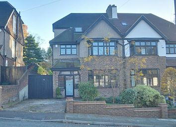 Thumbnail 4 bed semi-detached house for sale in Wood Ride, Petts Wood