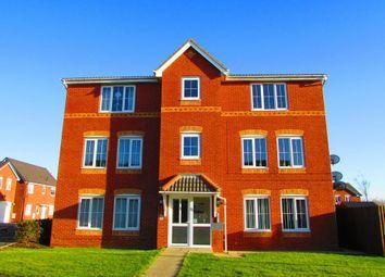 Thumbnail 2 bedroom flat to rent in Tennyson Drive, Blackpool, Lancashire