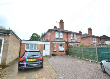 Thumbnail 4 bed semi-detached house to rent in Elm Road, Reading