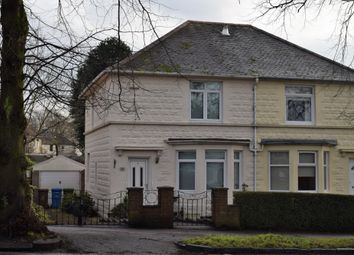 Thumbnail 3 bed semi-detached house for sale in 131 Bellahouston Drive, Mosspark, Glasgow