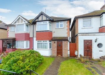 Thumbnail 3 bed semi-detached house for sale in Bedford Road, Ruislip