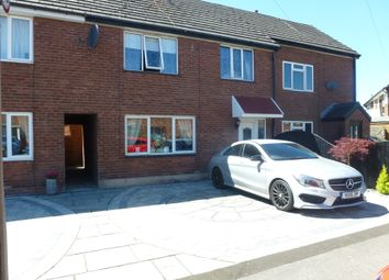 Thumbnail 3 bed terraced house for sale in Pear Tree Road, Croston