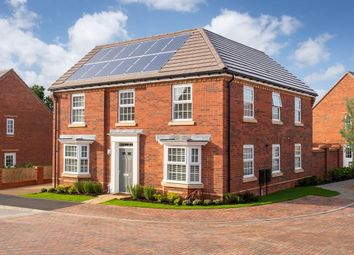 "Thumbnail 4 bedroom detached house for sale in ""Eden"" at Carters Lane, Kiln Farm, Milton Keynes"