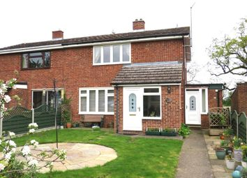 Thumbnail 3 bed semi-detached house for sale in Meadowcroft Way, Orwell, Royston