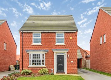 4 bed detached house for sale in Weighton View Drive, Barlby YO8