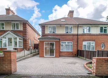 3 bed semi-detached house for sale in Olton Boulevard East, Acocks Green, Birmingham B27