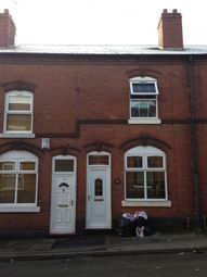 Thumbnail 3 bed terraced house to rent in Cannon Street, Walsall, West Midlands