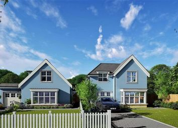 Thumbnail 3 bed property for sale in Ravens Way, Milford On Sea, Lymington