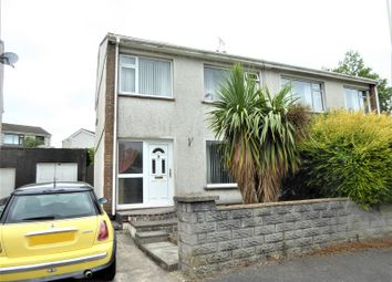 3 bed semi-detached house for sale in Penybryn View, Bryncethin, Bridgend, Bridgend County. CF32