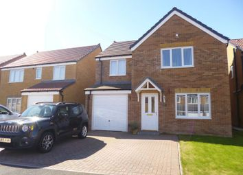 Thumbnail 4 bed detached house for sale in Dixon Way, Coundon, Bishop Auckland
