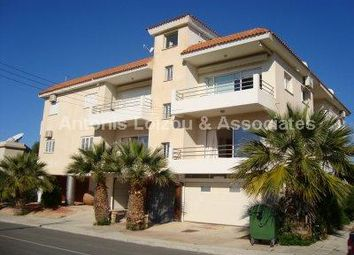Thumbnail 3 bed apartment for sale in Kissonerga, Cyprus