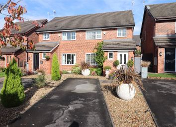 3 bed semi-detached house for sale in Thistle Close, Pickmere, Knutsford, Cheshire WA16