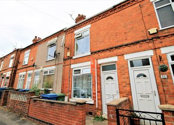 Thumbnail 2 bedroom terraced house for sale in Mount Street, Mansfield