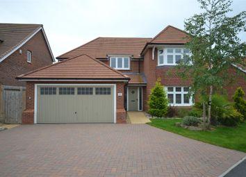 Thumbnail 4 bedroom detached house to rent in Pembrey Road, Buckshaw Village, Chorley