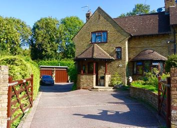 Thumbnail 3 bed semi-detached house for sale in Hurst Lane, Headley, Epsom