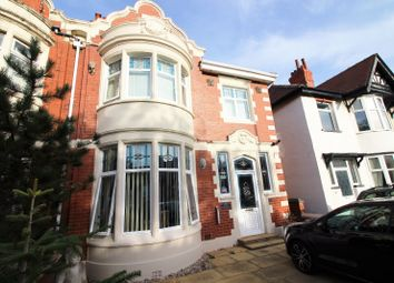 Thumbnail 1 bed flat to rent in 25 Raikes Parade, Blackpool