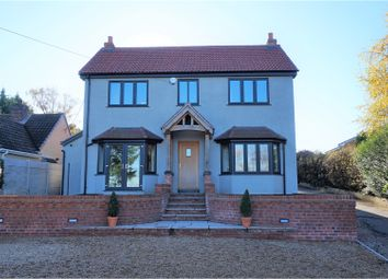 Thumbnail 4 bed detached house for sale in New Mill Lane, Mansfield