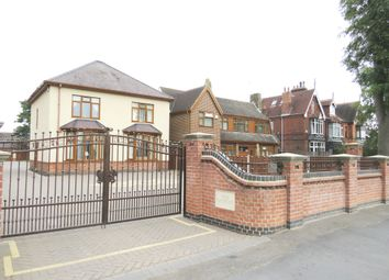 Thumbnail 3 bed detached house for sale in Burton Road, Branston, Burton-On-Trent