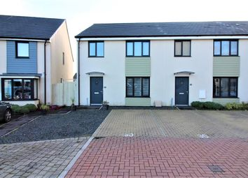 Thumbnail 4 bed end terrace house for sale in Marazion Way, Plymouth