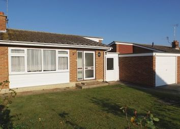 Thumbnail 2 bed bungalow to rent in Ospreys, Birds Estate, Great Clacton