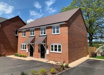 Thumbnail 3 bed semi-detached house for sale in Martin Drive, Kenilworth