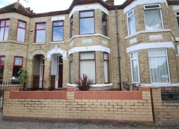 Thumbnail 4 bed terraced house for sale in Holderness Road, Hull, East Yorkshire.