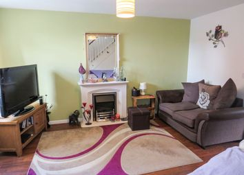 Thumbnail 3 bed semi-detached house for sale in Houghton Close, Asfordby Hill, Melton Mowbray