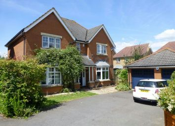 Thumbnail 4 bed detached house to rent in Winey Close, Chessington