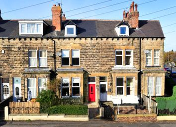 Thumbnail 4 bed terraced house for sale in Hookstone Road, Harrogate