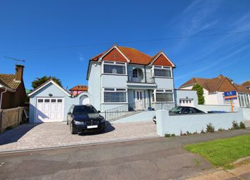 Thumbnail 4 bed detached house for sale in Nutley Avenue, Saltdean, Brighton, East Sussex