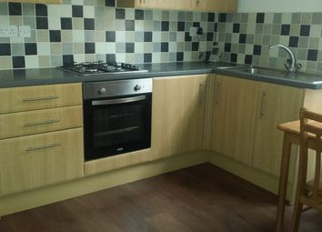 Thumbnail 3 bedroom flat to rent in Church Gate, Leicester