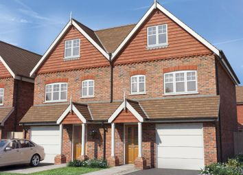 Thumbnail 3 bed semi-detached house for sale in Rusper Road, Ifield, Crawley