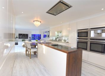 Thumbnail 3 bed flat for sale in Fetherston Road, Lancing, West Sussex