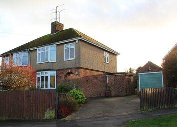 3 bed semi-detached house for sale in Ryeland Road, Duston, Northampton NN5