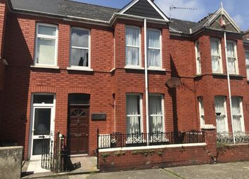 Thumbnail 4 bed terraced house to rent in Dewsland Street, Milford Haven, Pembrokeshire