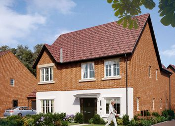 "Thumbnail 5 bed detached house for sale in ""The Durham"" at Boughton Road, Moulton, Northampton"