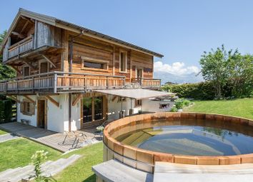 Thumbnail 4 bed chalet for sale in Megeve, Megeve, France