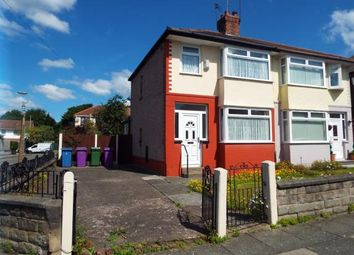 Thumbnail 3 bed semi-detached house for sale in Richland Road, Liverpool, Merseyside