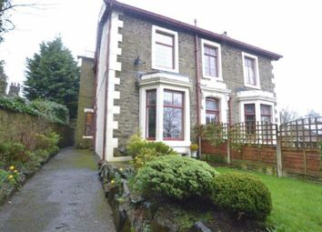 Thumbnail 3 bed semi-detached house for sale in Cliffe Lane, Great Harwood