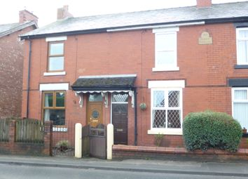 Thumbnail 2 bed terraced house for sale in Longmeanygate, Leyland