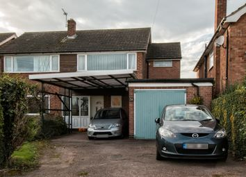 Thumbnail 3 bed detached house to rent in Springfield, Kegworth, Derby
