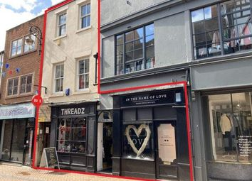 Thumbnail Retail premises for sale in 8 - 9 Sadler Gate, 8 - 9 Sadler Gate, Derby